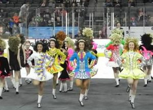 Competitive Irish Dancing