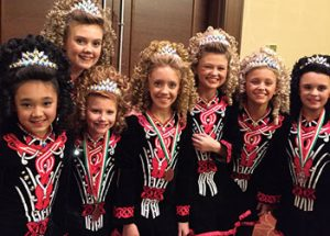 Irish Dance Recital