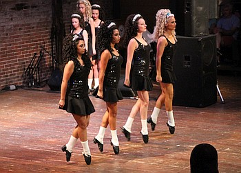 Group Irish Dance
